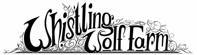 whistling wolf farms logo